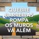 Quebre barreiras - Dr. Barakat