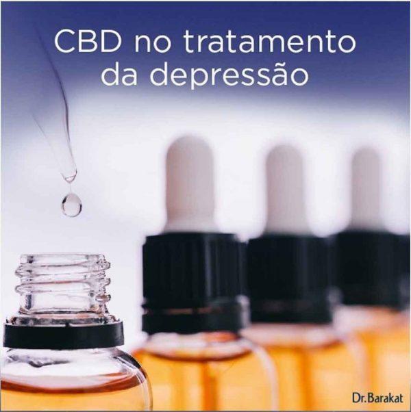 CBD no tratamento da Depressão